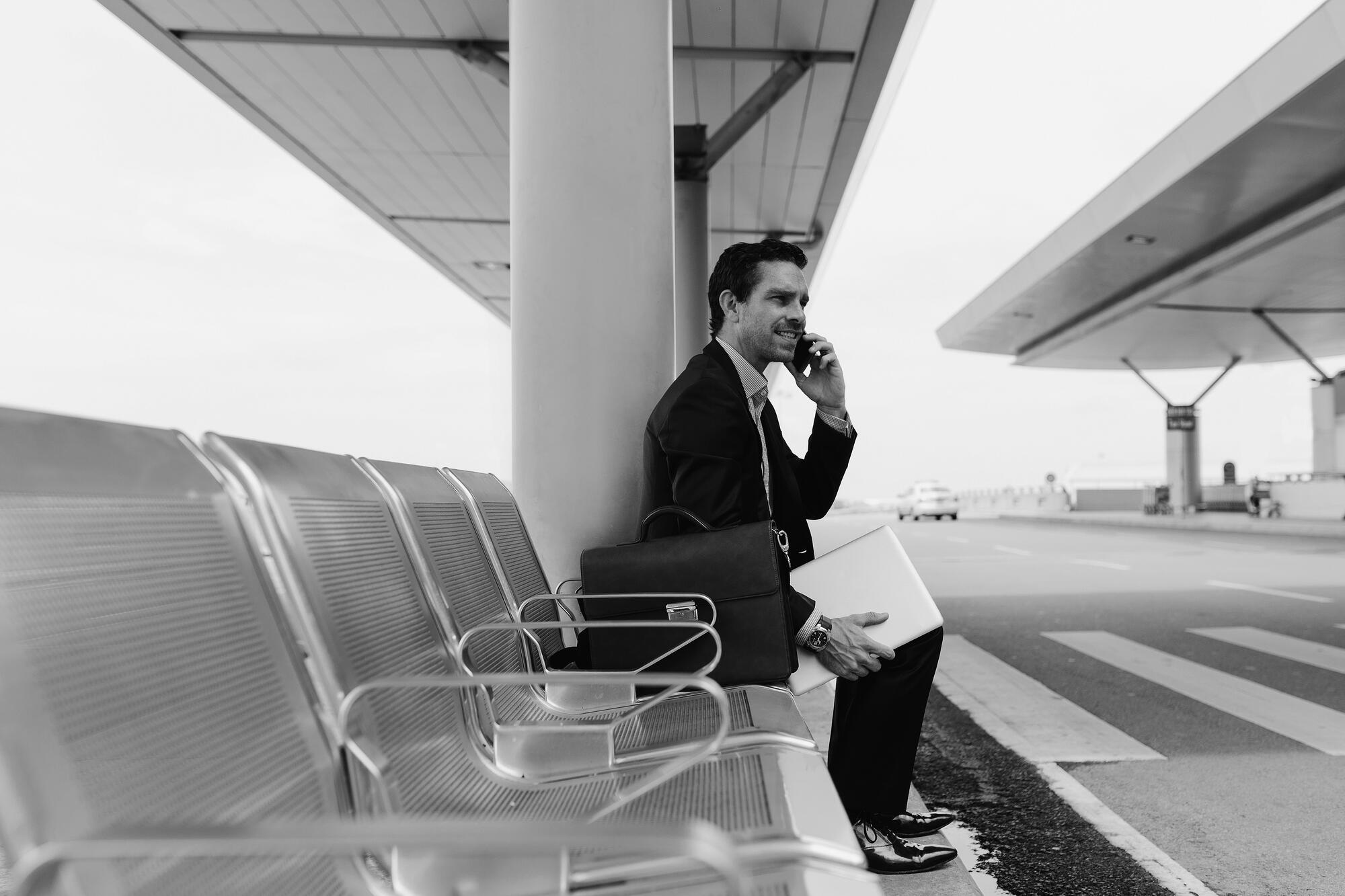 Guy-at-Airport