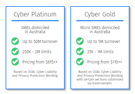 Cyber Suite Comparison - landscape 0619