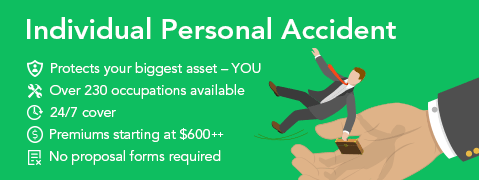 Individual Personal Accident Insurance