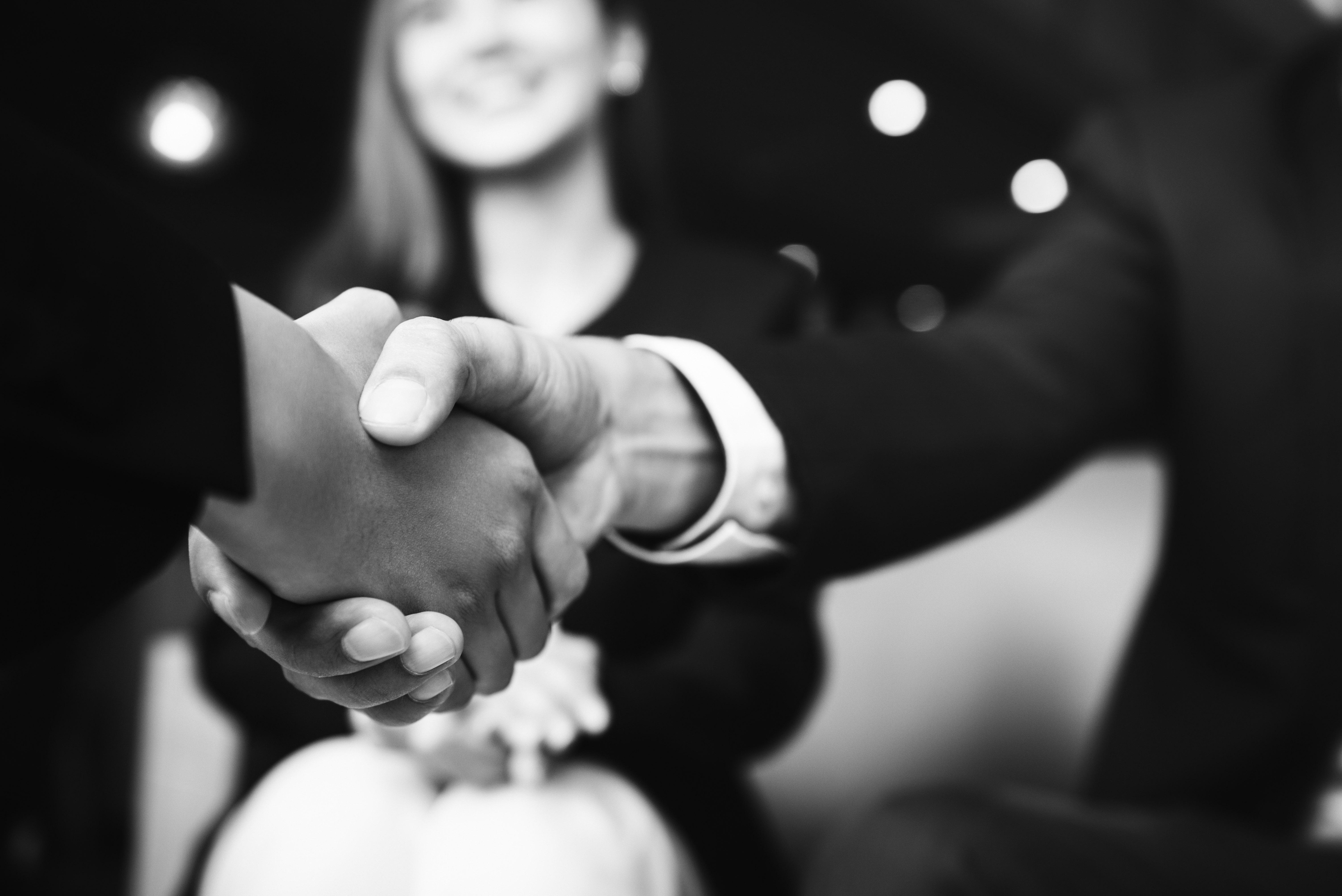 handshake between broker and client signed with help of broker tools