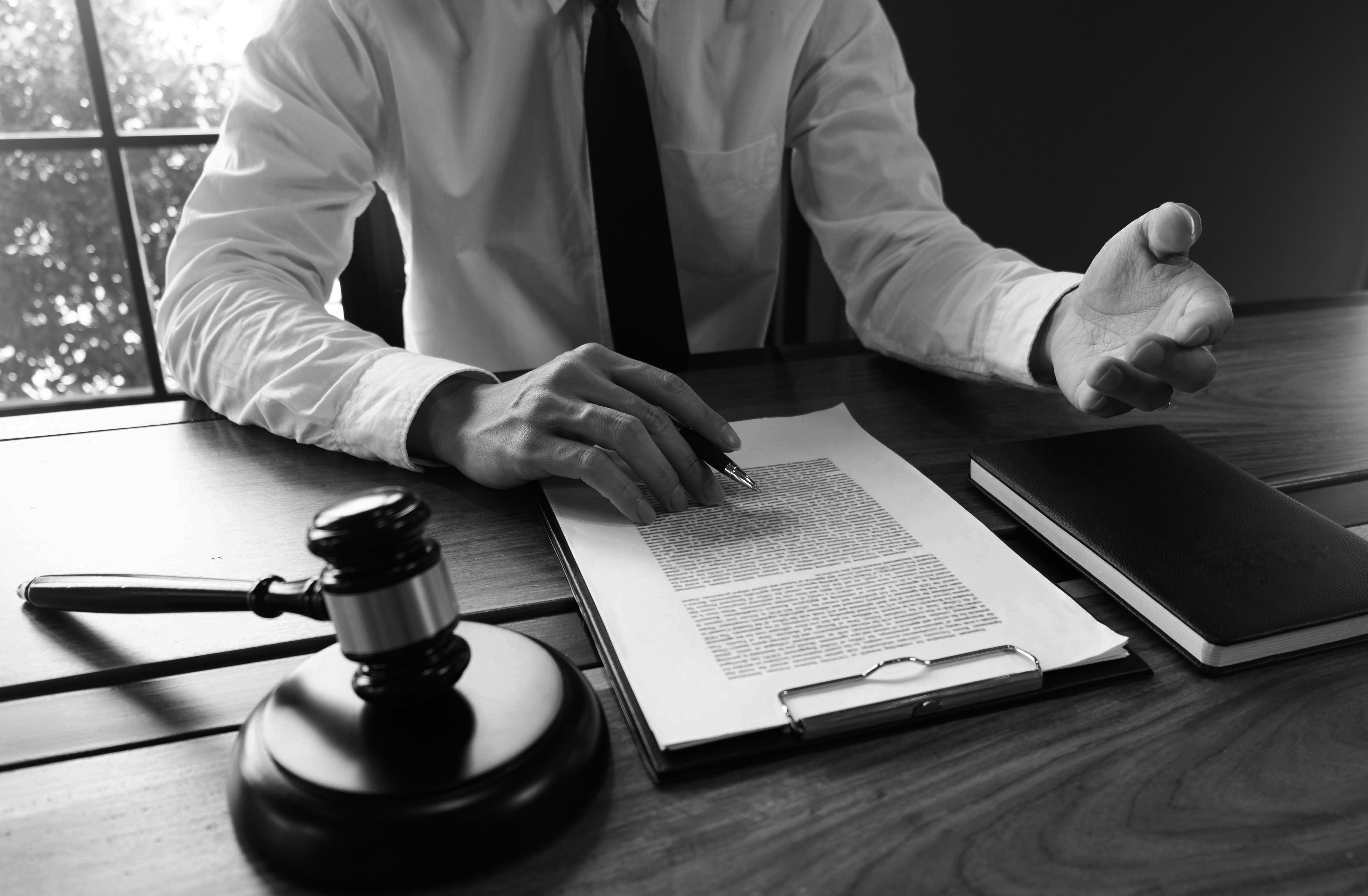 Legal-Paperwork